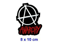 Ecusson logo SONS OF ANARCHY 8x10cm SOA biker emblem Patch Parche Toppa Aufnäher
