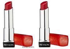 Lot of 2 New Revlon Color Burst Lip Butter Lipstick Candy Apple 035 x 2