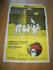 MOUSE ON THE MOON original 1963 poster Margaret Rutherford Terry Thomas