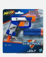 HASBRO - Nerf NStrike - Jolt - Pistolet Avec 2 Fléchettes Puissance Superfurtive