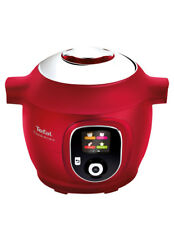 NEW Tefal Cook4Me+ Multi Cooker: Red