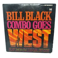 Bill Black Combo – Bill Black Combo Goes West NM Vinyl, LP,1963 Stereo Country