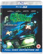 GREEN HORNET 3D - BLU-RAY - REGION B UK