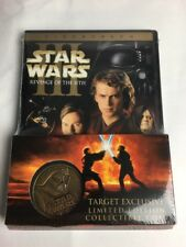 Star Wars Episode III: Revenge of the Sith w/Coin Limited Edition DVD Widescreen