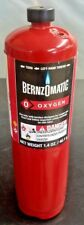 Bernzomatic 1.4oz Oxygen Tank -  Free Shipping -