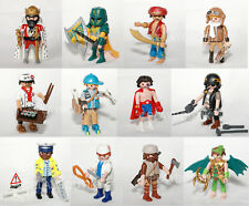 PLAYMOBIL FIGURES 9332 - serie 13 complete - 12 personnages