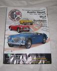 Austin Healey MGA Sunbeam Catalog Accessories & Parts 2012 Summer Ed. CSC.13