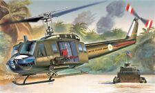 Italeri 1/72 Uh1D Iroquois Helicopter Ita1247