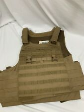 Velocity Systems Mayflower OAV Operator Assault Vest Coyote Scarab Shoulders XL