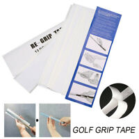 13Pcs/pack Club Grip Tape Strips Double Sided 22x5cm Strong Adhesive Easy Peel