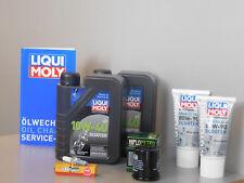 Sistema de mantenimiento GILERA NEXUS 125 Filtro aceite bujía Inspección