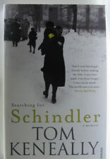 #ST12,, Thomas Keneally SEARCHING FOR SCHINDLER, SC VGC