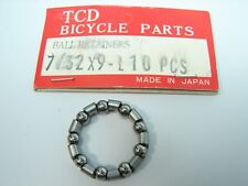 Vintage NOS Bicycle 7/32 x 9 Ball Retainer for Hub by TCD Bicycle Parts