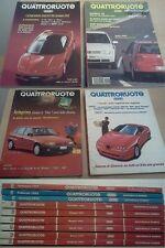 Quattroruote anni '90 - Editoriale DOMUS