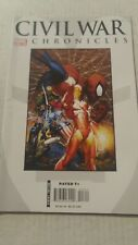 Civil War Chronicles #3 December 2007 Marvel Comics