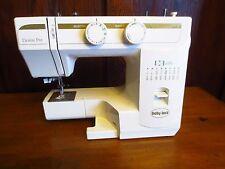 baby lock Denim Pro Sewing Machine Model BL 18 No.620008193 Parts and Repair