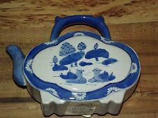 CANTON COLLECTION TEAPOT BY TWO'S CO.