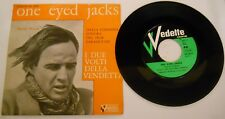 45 GIRI HUGO W. FRIEDHOFER ONE EYES JACKS (I DUE VOLTI DELLA VENDETTA)    6/17