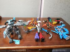 Transformers Action Figures for parts Lot
