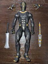 Marvel Legends Erik Killmonger Okoye Wave, figure only, loose/complete