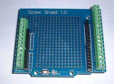 Uno / mega  protoshield screw shield UK stock