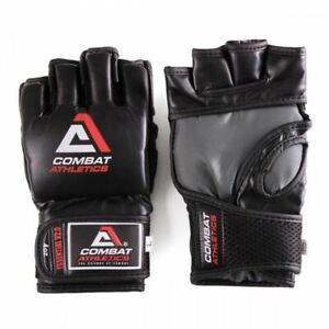 Combat Athletics MMA Fight Gloves Adult 4oz 6oz Martial Arts Grappling gloves
