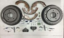 65-75 Gm Rear Drums Shoes Hardware Wheel Cylinder Brake Rebuild Kit Set