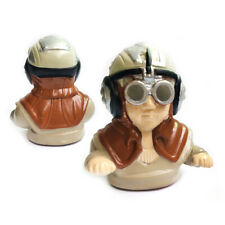 Wing Kids Pilots Figure Statues L55*W36*H62mm 1/7 Scale For RC Model Airplanes