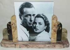█► Art Deco Marmo CORNICE PORTAFOTO 1930er anni ORIGINALE!