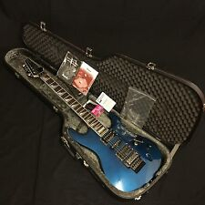 1995 Ibanez S540LTD With Original Hardcase And Case Candy - Rare Shade Of Blue