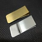 Slim Pocket Stainless Steel Metal Clip Men Purse Cash Clamp Money Clip Wallet