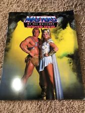 2017 Power-Con HE-MAN AND SHE-RA MASTERS OF THE UNIVERSE POWER TOUR Replica