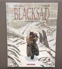 Blacksad n°2. Arctic-Nation. Dargaud 2003 EO