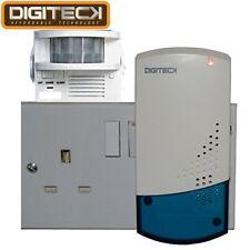 B2-Wireless Sensor PIR visitante Shop con Enchufe en Timbre/alarma timbre/alerta