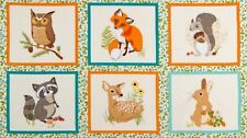 Robert Kaufman Quilting Craft Fabric Panels