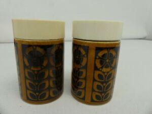 (ref288AP) Hornsea Salt and Pepper Shakers