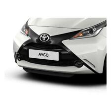 Genuine Toyota Aygo 2014 Onwards Front 'X' Bold Black - 52112-0H070-C0