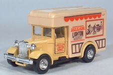 "Welly Lighton Market Shop At Home Grocery Delivery Truck 4.5"" Scale Model"