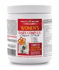 PABA pills - SUPER PACK WOMEN'S DAILY COMPLEX - 1B - Energy vitamin for her