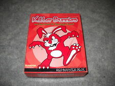 Killer Bunnies: The Quest for the Magic Carrot: Red Booster Deck: Complete