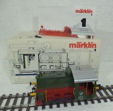"""Marklin 5579 Spoor 1 DB Köf """"Deutsche Post"""" DIGITAAL !!! volledig metaal"""
