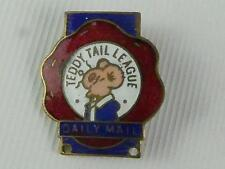 (ref165DM 13) Vintage Teddy Tail Daily Mail Badge