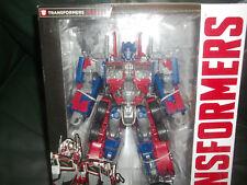 Transformers Movie Anniversary Edition Optimus Prime Leader Class Lights New