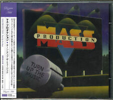 MASS PRODUCTION-TURN THE MUSIC UP-JAPAN CD F56
