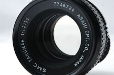 PENTAX SMC TAKUMAR 55mm F1.8 M42 Lens SN7746724  **Excellent+**