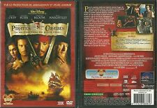 DVD - PIRATES DES CARAÏBES - LA MALEDICTION DU BLACK PEARL / WALT DISNEY