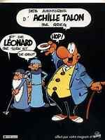 ACHILLE TALON / LEONARD pour LOTUS 1983