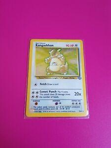 Pokemon Kangaskhan Holo Jungle 5/64 Excellent - Near Mint