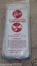 Genuine Hoover Hand Held Vacuum Cleaner Bags Models 2726 2836 13802