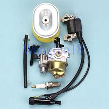 Carburetor Igniton Coil Air Filter For HONDA GX110 GX120 GX140 GX160 GX200